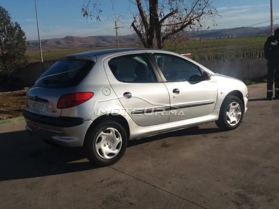 سيارة في المغرب PEUGEOT 206 - 262737