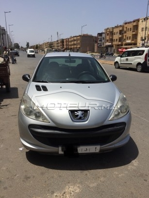 سيارة في المغرب بيجو 206+ - 228183