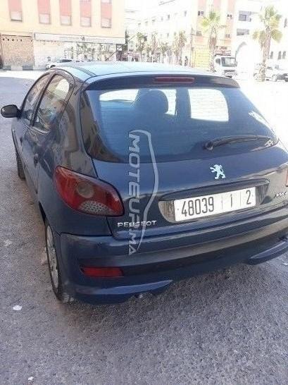 سيارة في المغرب PEUGEOT 206+ - 237001
