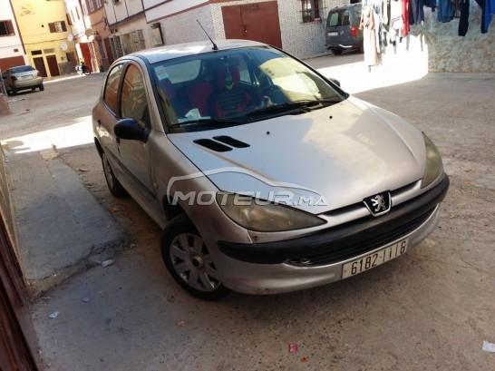 سيارة في المغرب PEUGEOT 206 - 259641