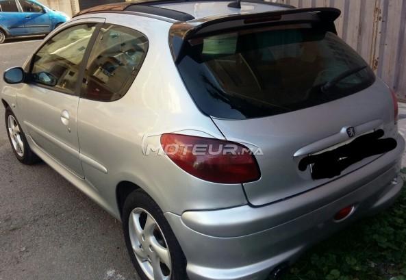 سيارة في المغرب PEUGEOT 206 - 262864