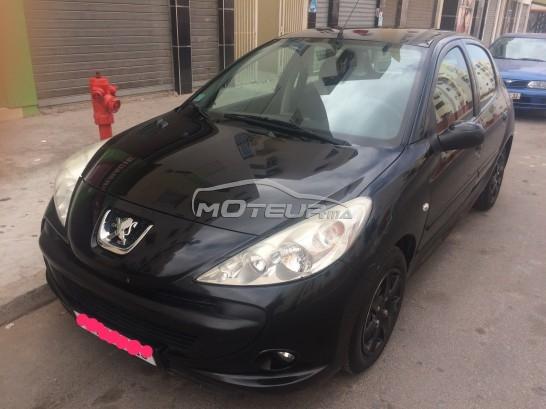سيارة في المغرب بيجو 206+ - 214418