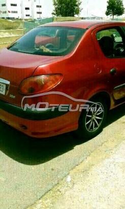 سيارة في المغرب بيجو 206 - 208926