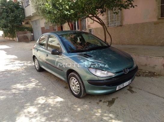 سيارة في المغرب PEUGEOT 206 - 262279
