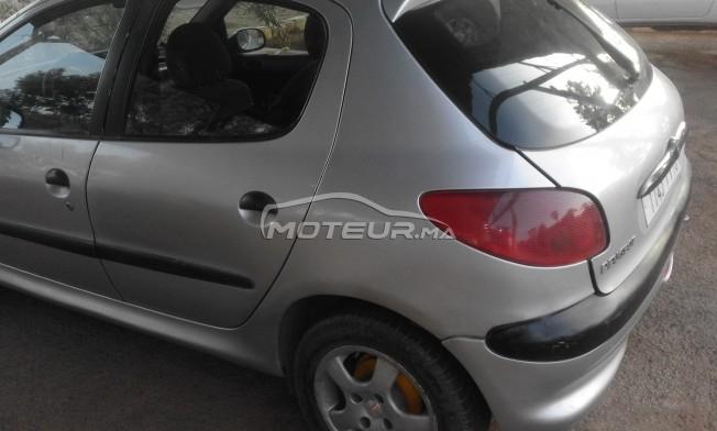 سيارة في المغرب PEUGEOT 206 - 250732