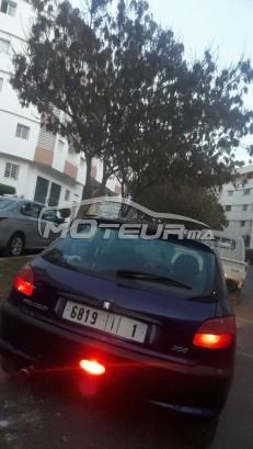 سيارة في المغرب بيجو 206 - 182455
