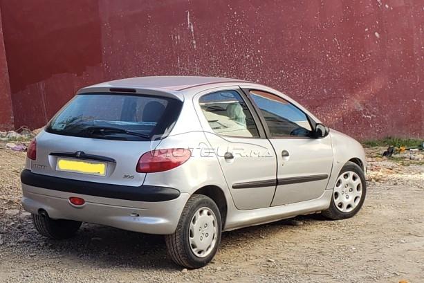 سيارة في المغرب PEUGEOT 206 - 255627