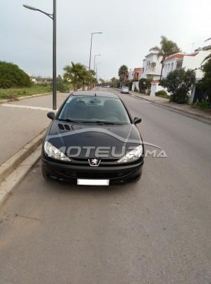 سيارة في المغرب PEUGEOT 206 - 256607