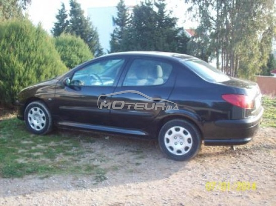 peugeot 206 sedan 2008 essence 143273 occasion casablanca maroc. Black Bedroom Furniture Sets. Home Design Ideas
