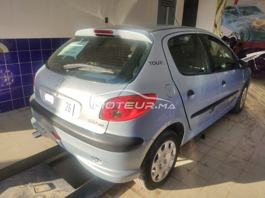 PEUGEOT 206 Hdi occasion 864040