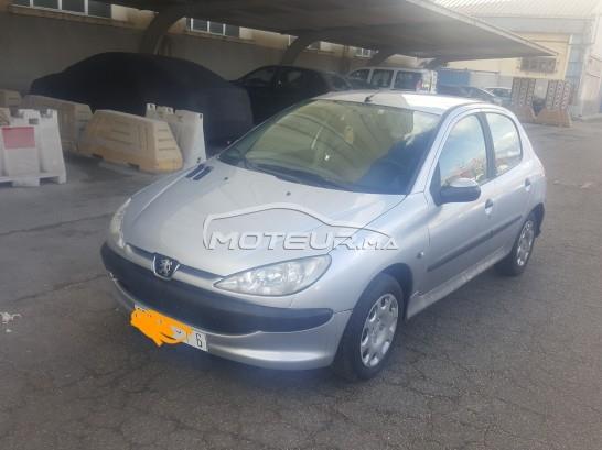 سيارة في المغرب PEUGEOT 206 Hdi - 256279