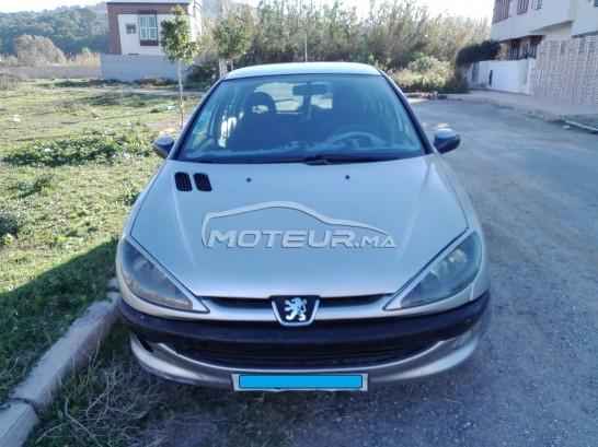 سيارة في المغرب PEUGEOT 206 Hdi - 253583