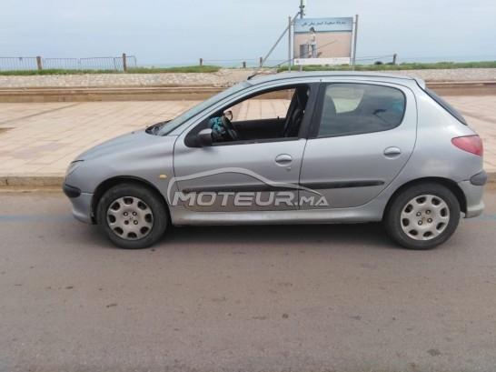 سيارة في المغرب PEUGEOT 206 - 237411