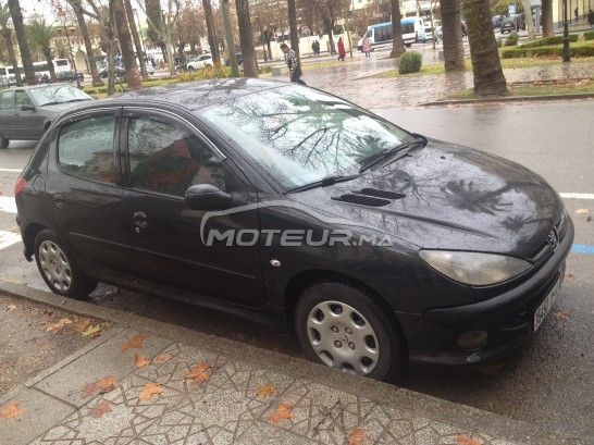 PEUGEOT 206 Hdi occasion