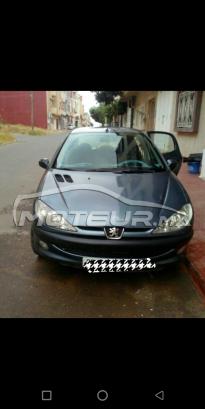 سيارة في المغرب PEUGEOT 206 - 253230