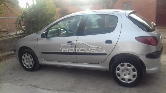 سيارة في المغرب بيجو 206 - 229393