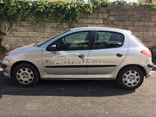 سيارة في المغرب PEUGEOT 206 - 259693