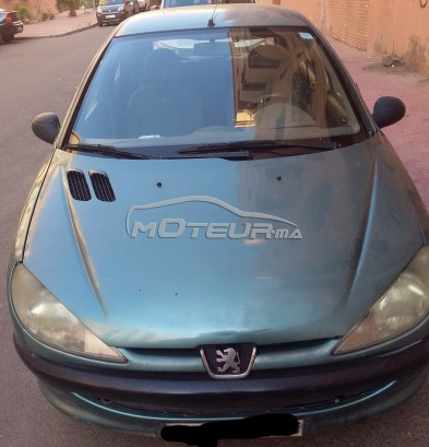 سيارة في المغرب بيجو 206 - 222319