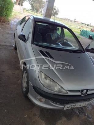 سيارة في المغرب PEUGEOT 206 - 255452