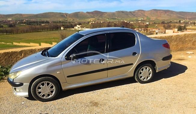 سيارة في المغرب PEUGEOT 206 1.4 - 252300