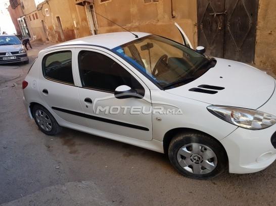 سيارة في المغرب PEUGEOT 206+ 1.2l - 250462