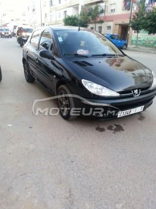 سيارة في المغرب PEUGEOT 206 - 229425