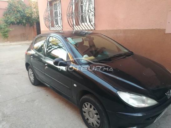 سيارة في المغرب PEUGEOT 206 - 252900