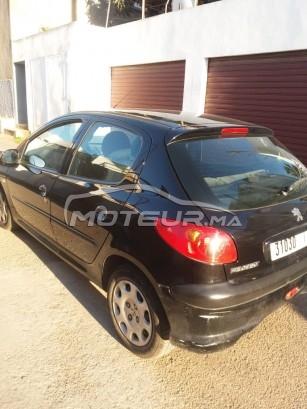 سيارة في المغرب PEUGEOT 206 Hdi - 257272