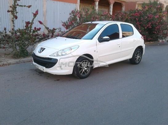 سيارة في المغرب بيجو 206+ - 221517