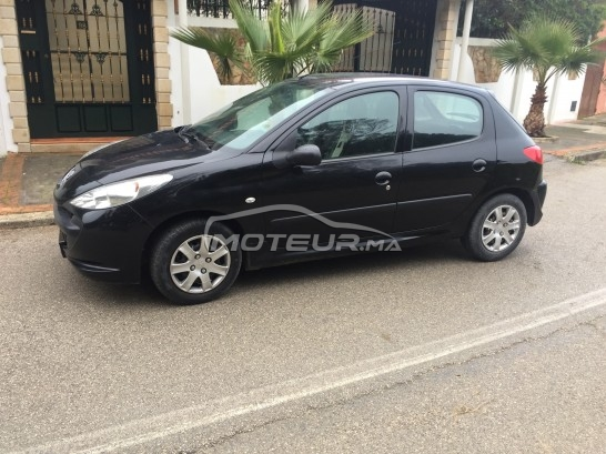 سيارة في المغرب PEUGEOT 206+ 1.1l trendy - 256501