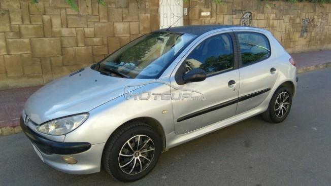 سيارة في المغرب بيجو 206 - 180938