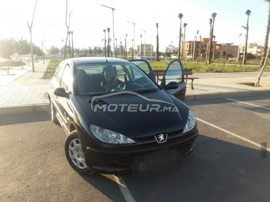 سيارة في المغرب PEUGEOT 206 1.4 hdi - 262834