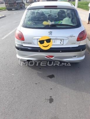 سيارة في المغرب PEUGEOT 206 - 257498