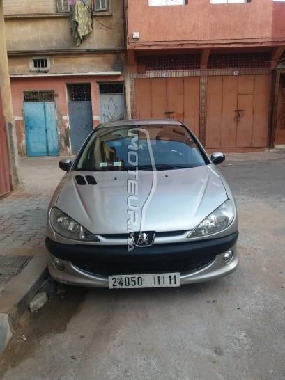 سيارة في المغرب PEUGEOT 206 - 256623