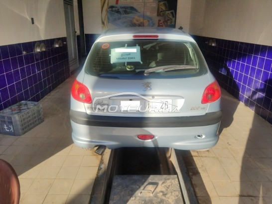 PEUGEOT 206 Hdi occasion 864039
