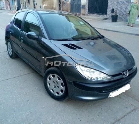 سيارة في المغرب بيجو 206 - 218293