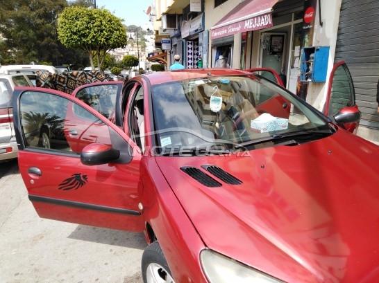 سيارة في المغرب PEUGEOT 206 - 264752