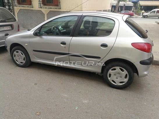 سيارة في المغرب PEUGEOT 206 - 258958