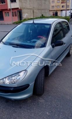 سيارة في المغرب PEUGEOT 206 - 255865