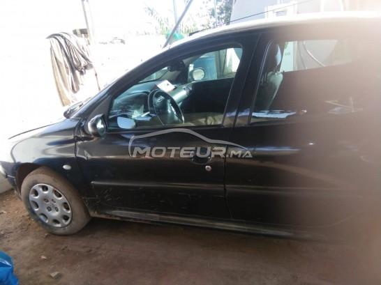 سيارة في المغرب PEUGEOT 206 - 252243