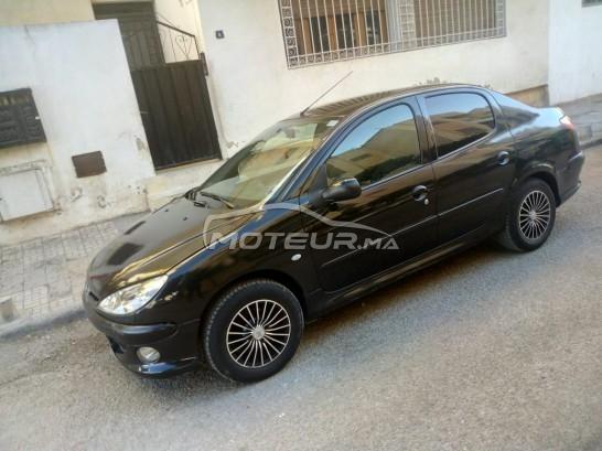سيارة في المغرب PEUGEOT 206 - 253524