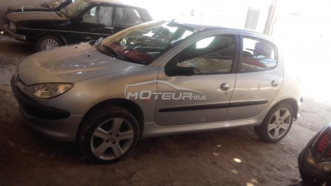 سيارة في المغرب بيجو 206 - 216286