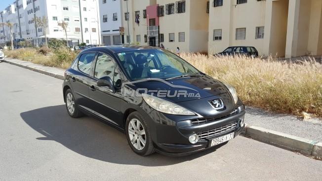 سيارة في المغرب بيجو 207 - 218247