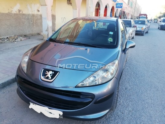 سيارة في المغرب PEUGEOT 207 - 255186