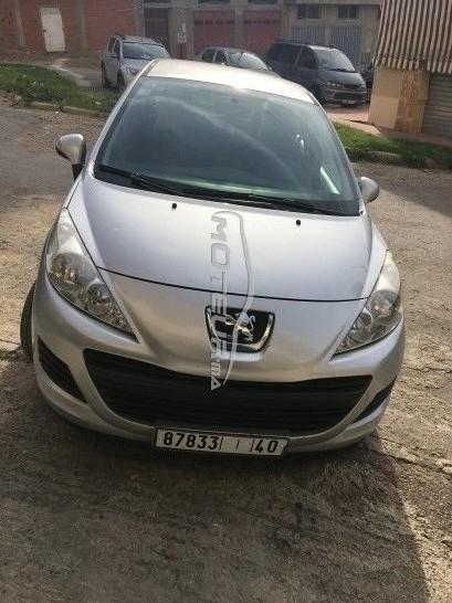 سيارة في المغرب بيجو 207 - 214845