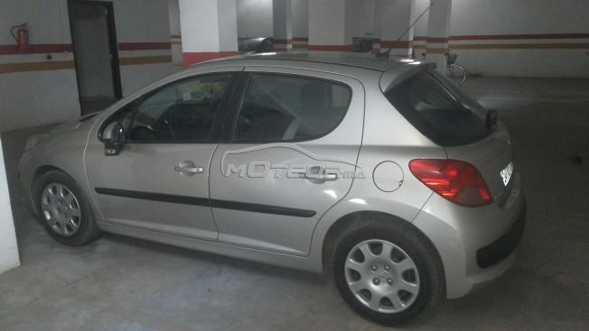 سيارة في المغرب بيجو 207 - 177958