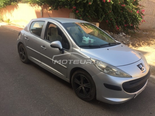 سيارة في المغرب بيجو 207 - 232225