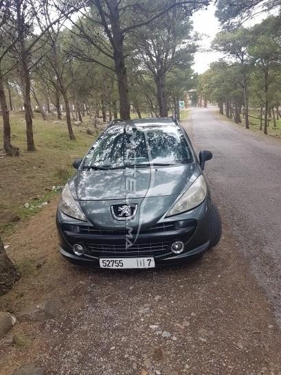 سيارة في المغرب PEUGEOT 207 sw 1.6l hdi - 264118