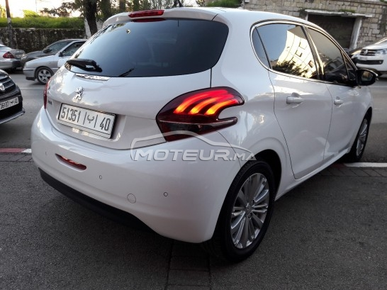 PEUGEOT 208 White edition 1,6 hdi occasion 687892