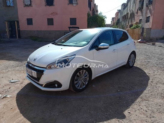 PEUGEOT 208 1.6 hdi 92 white edition occasion